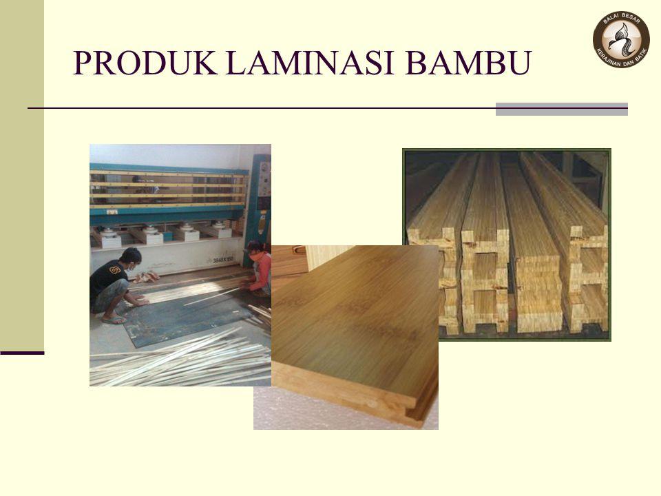 PRODUK LAMINASI BAMBU