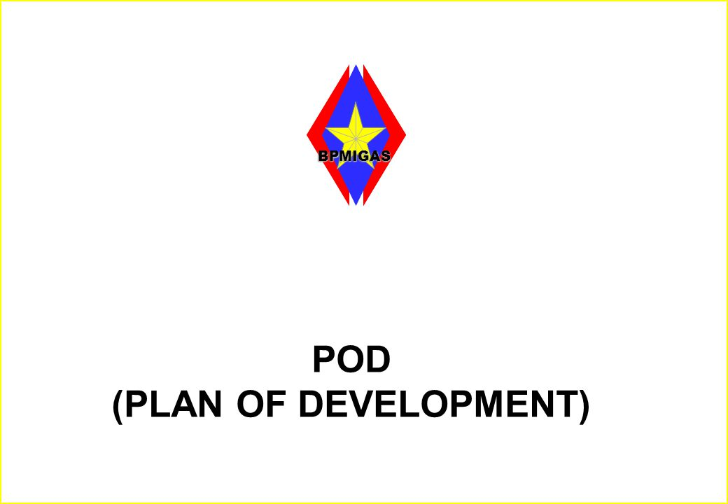 8.Field Development Facilities a.Primary Recovery Facilities 1.
