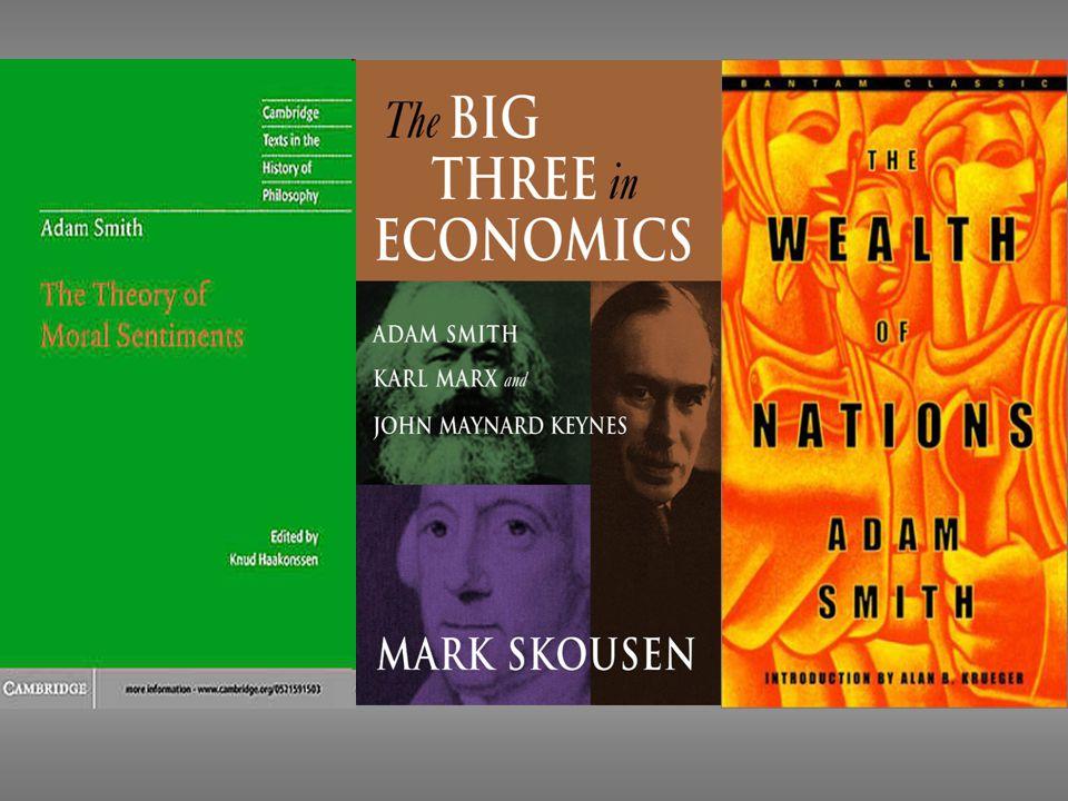 Makalah ini menggali filosofi pemikiran ekonomi ADAM SMITH berdasarkan uraian yang ditulis oleh MARK SKOUSEN dalam bukunya yang berjudul THE BIG THREE IN ECONOMICS (2007) yang diterbitkan oleh M.E.