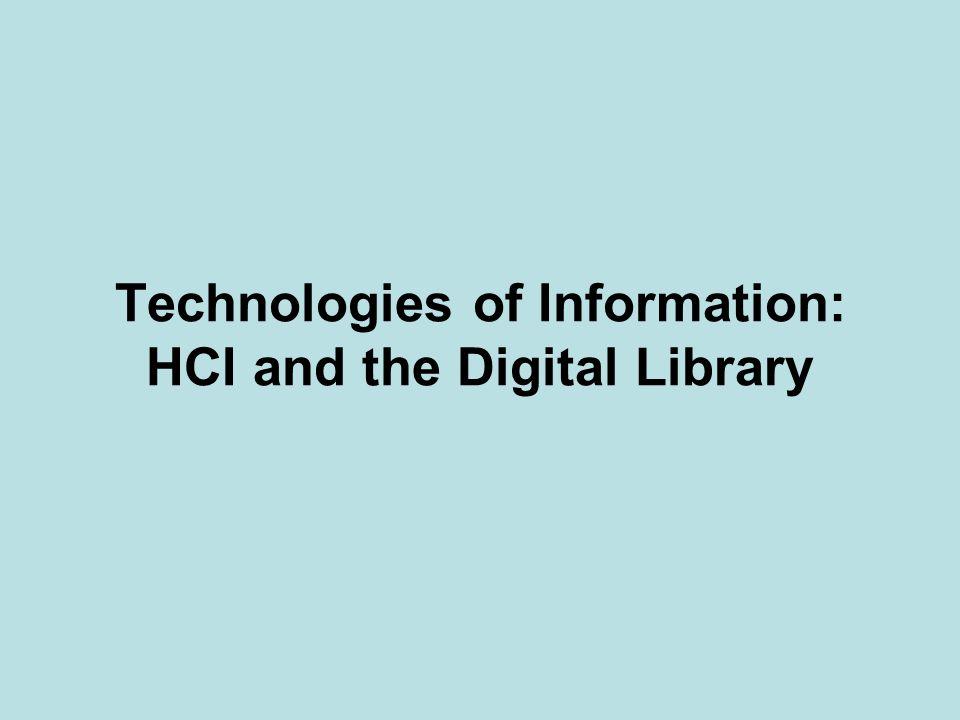 Pendahuluan Digital library (DL) adalah koleksi informasi yang diorganisasi dan saling terhubung/terkoneksi, dimana informasi ini dapat disimpan, diakses, dimanipulasi dan ditampilkan secara elektronis Informasi yang disimpan dapat berupa teks, grafik, animasi, video, atau kombinasinya, dimana dapat diakses secara lokal (organisasi itu sendiri) atau melalui internet Melalui DL, kita dapat mengakses buku, jurnal, gambar, dll diberbagai negara selama 24 jam sehari dan 7 hari seminggu secara elektronis untuk melakukan eksplorasi guna mencari informasi, melakukan analisis, atau merangkum informasi yang dibutuhkan Disini, peran IMK sangat penting karena user menginginkan adanya akses yang mudah, tampilan yang menarik dan memberikan informasi sebanyak mungkin yang dibutuhkannya dengan waktu yang relatif cepat dan biaya yang murah