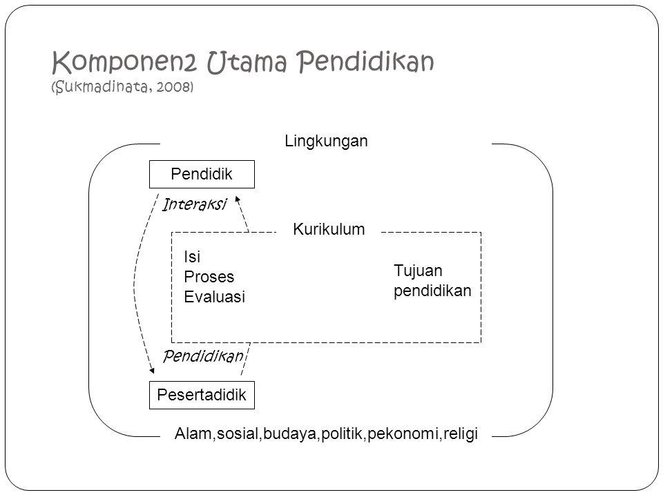  Relevansi,  Fleksibilitas,  Kontinuitas,  Efektifitas, dan  Efisiensi.
