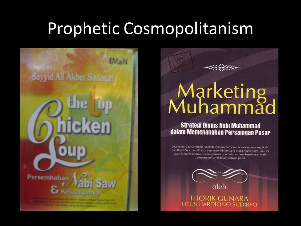 Prophetic Cosmopolitanism
