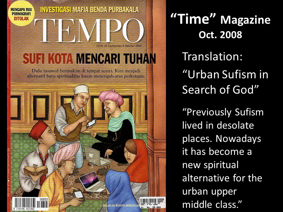Time Magazine Oct.