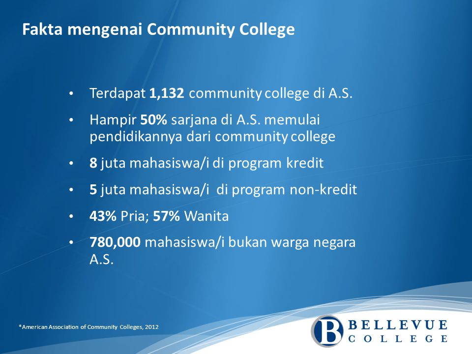 Foto: Kampus Bellevue College