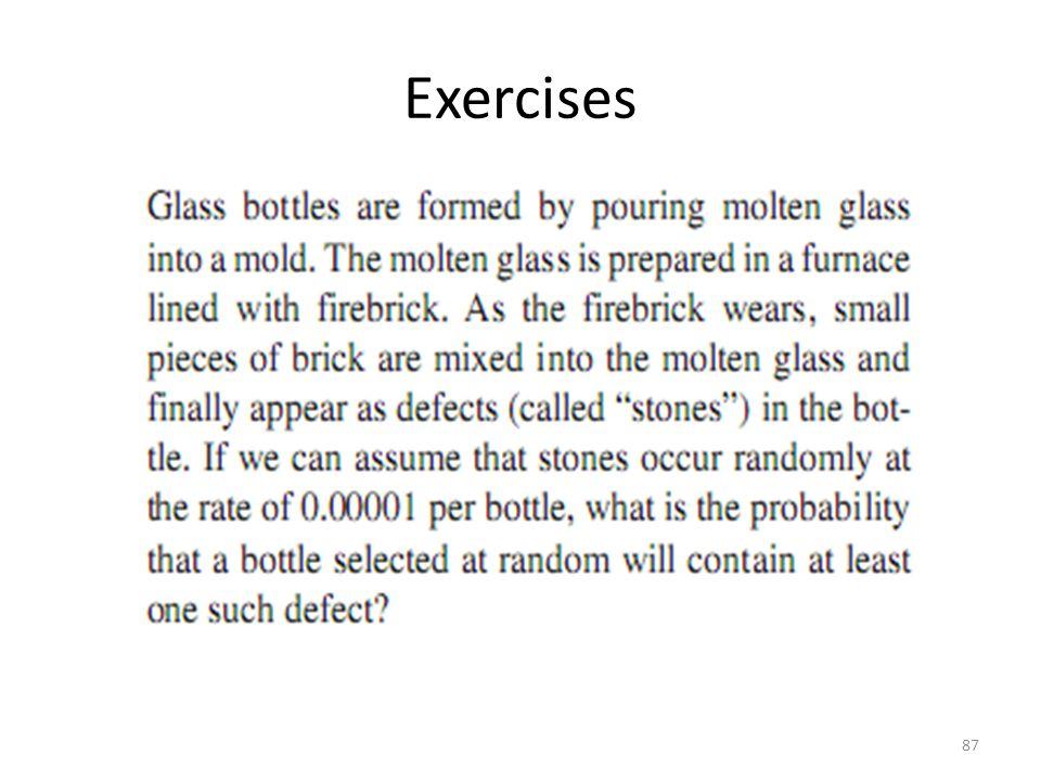 Exercises 87