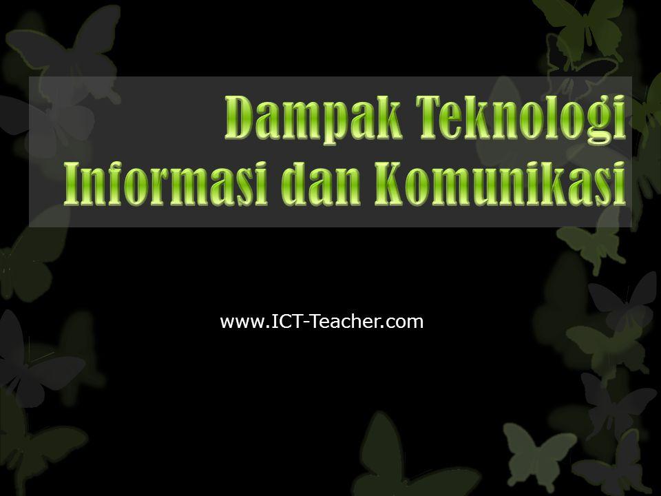 Jelaskan keuntungan dan kelemahan dari peng- gunaan teknologi informasi dan komunikasi dalam:  manufaktur,  industri,  perdagangan,  kesehatan,  Rumah tangga,  pendidikan  tele-working.
