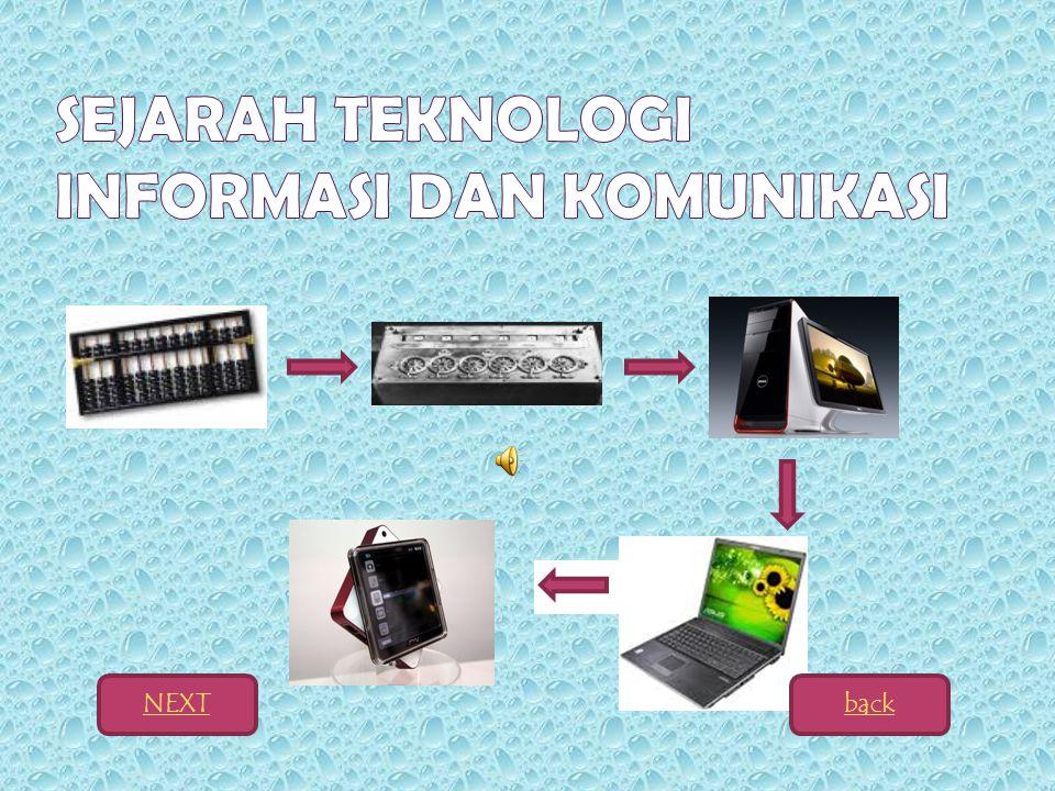 4.Komponen yang digunakan pada komputer generasi kelima adalah....