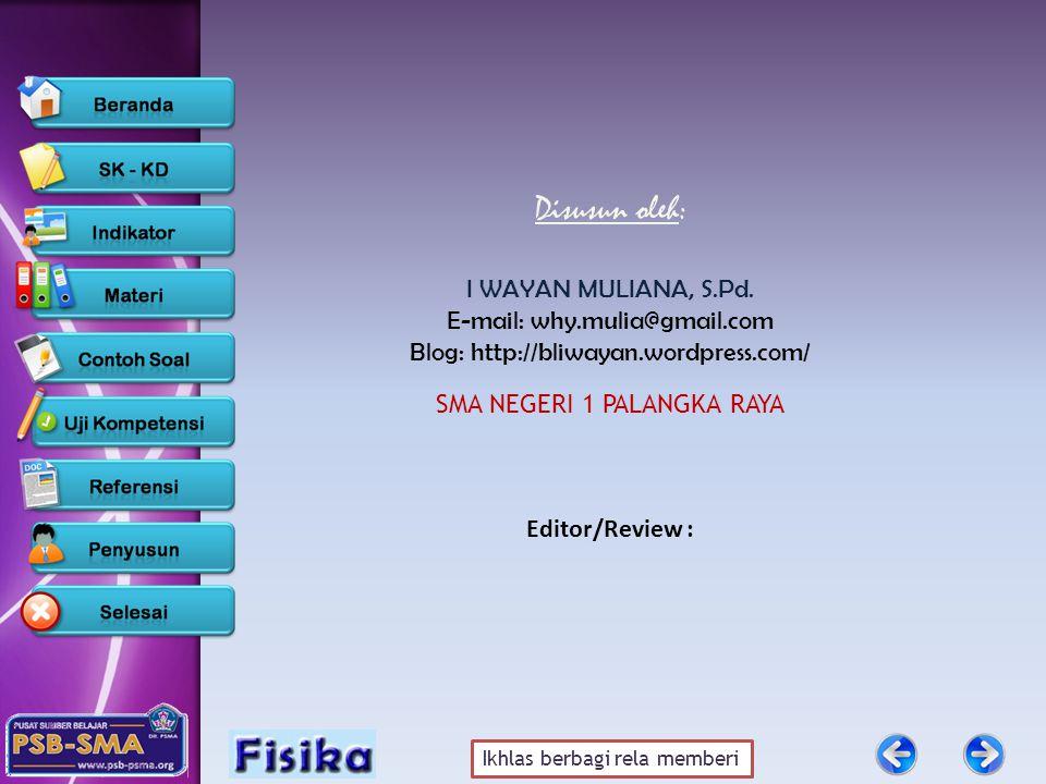 Ikhlas berbagi rela memberi Referensi – Sumber Gambar http://www.enterprisemission.com/ http://www.insight-magazine.com/indo/edisi_3/ http://ircamera.