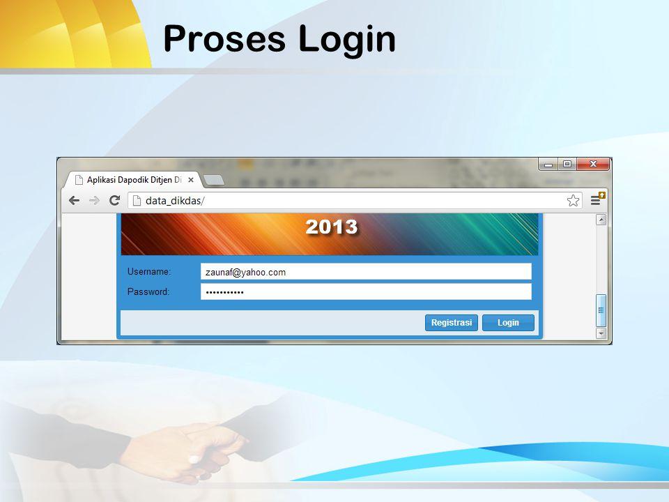Portlet Semacam dashboard yang umum tampil di berbagai aplikasi Berisikan kontrol (tombol-tombol) operasional aplikasi, informasi yang dapat dimanfaatkan Sementara dashboard belum live 100%