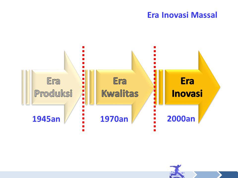 1945an1970an 2000an Era Inovasi Massal