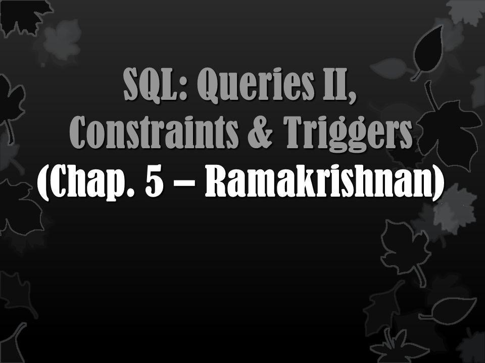 Pokok Bahasan  Apa yang termasuk dalam bahasa SQL.