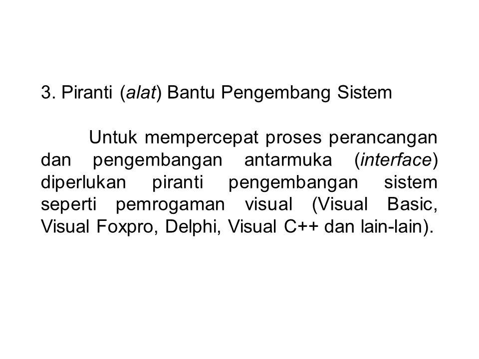 f.Linguistik Bahasa merupakan sarana komunikasi yang akan mengarahkan pengguna ketika ia berinteraksi dengan komputer. g. Sosiologi Berkaitan dengan s