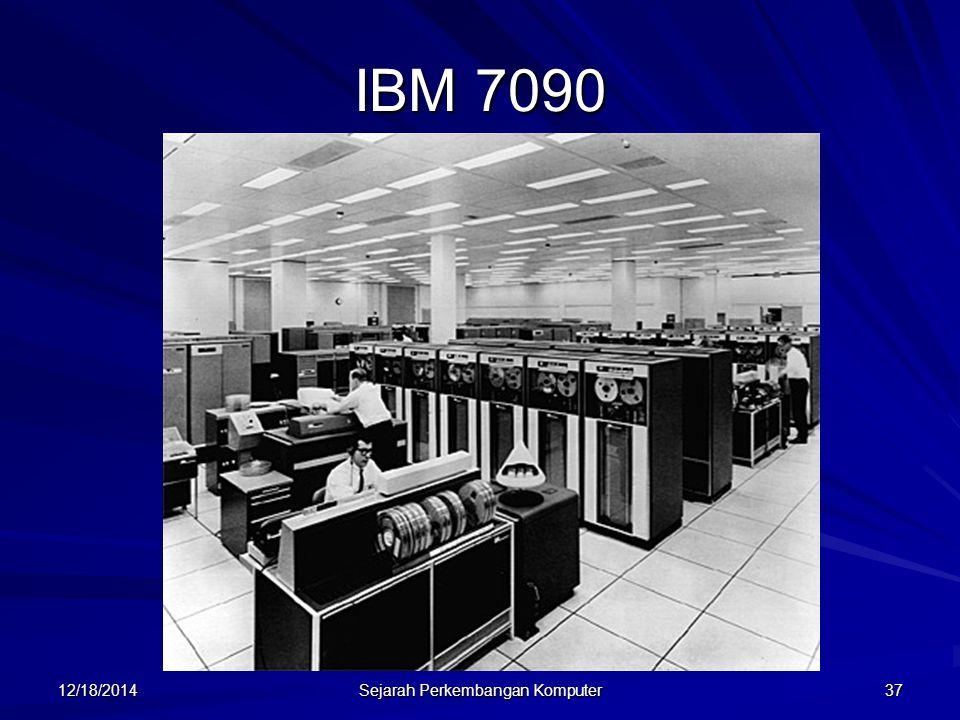 12/18/2014 Sejarah Perkembangan Komputer 38 Time Sharing
