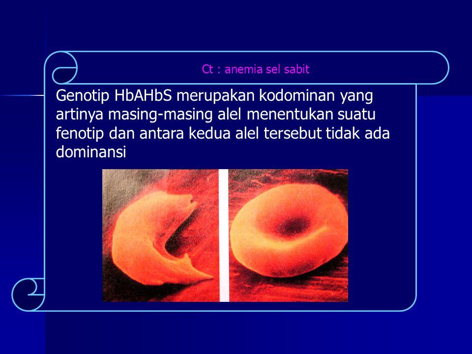 Inkompatibel sistem Rh Seorang wanita dengan gol darah Rh- (rr) jika menikah dengan laki-laki dg gol darah Rh+ (RR), maka akan memiliki bayi dengan gol darah Rh+ (Rr).