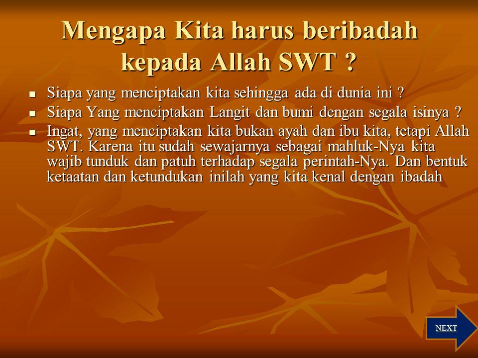 """Penjelasan Surat Az Zariat ayat 56 Tujuan diciptakan jin dan manusia, yaitu"""" untuk beribadah kepada Allah SWT """" Dalam ayat di atas tertulis lafal"""