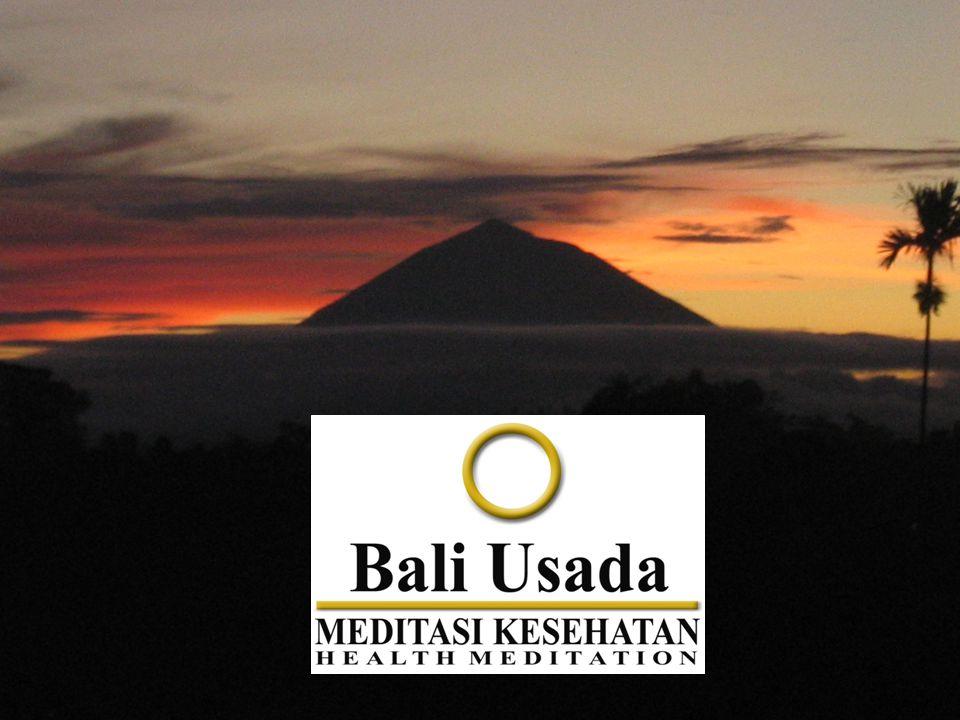 Workshop Meditasi Kesehatan Bali Usada