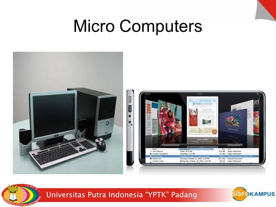 Micro Computers