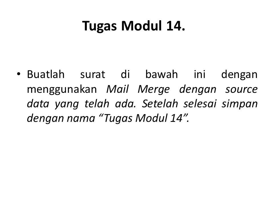 Tugas Modul 14.