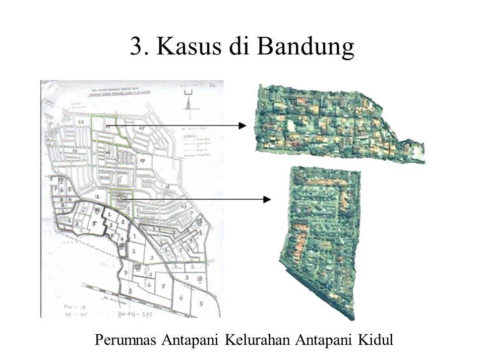 3. Kasus di Bandung Perumnas Sarijadi, Kelurahan Sarijadi