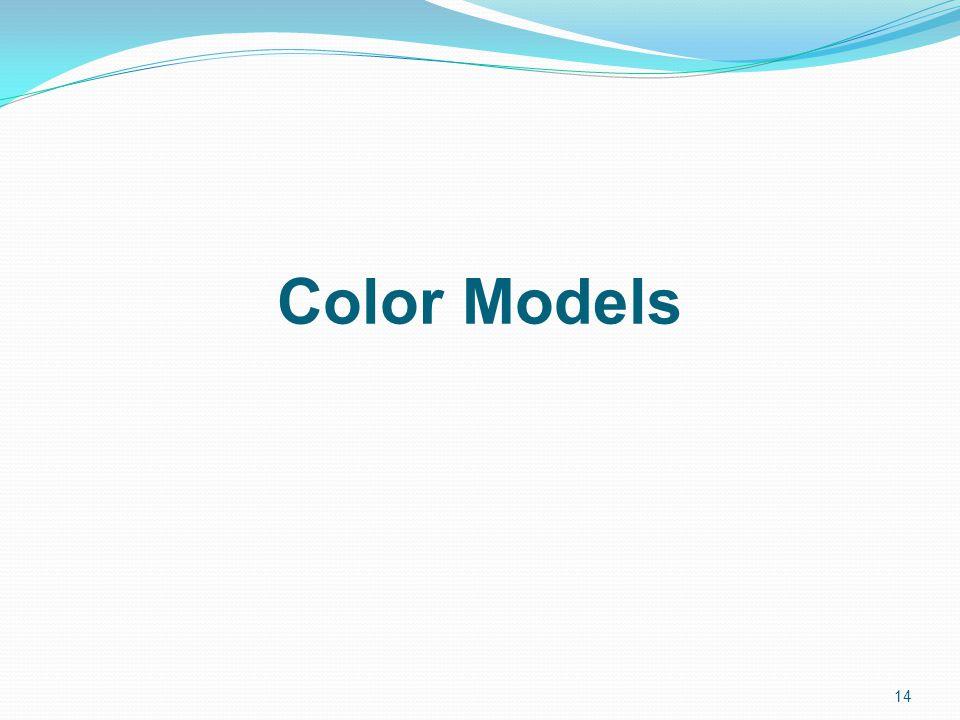 14 Color Models