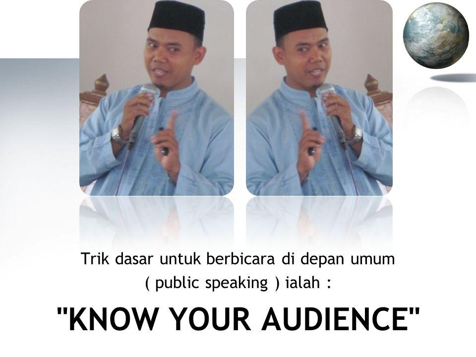 Mengapa sewaktu Obama pidato di Indonesia, semua orang begitu meriah, menyambutnya dengan banyak sekali tepuk tangan hanya karena ia mengucapkan kalimat-kalimat seperti Pulang Kampung , Bakso , atau apapun itu ??Obama pidato di Indonesia