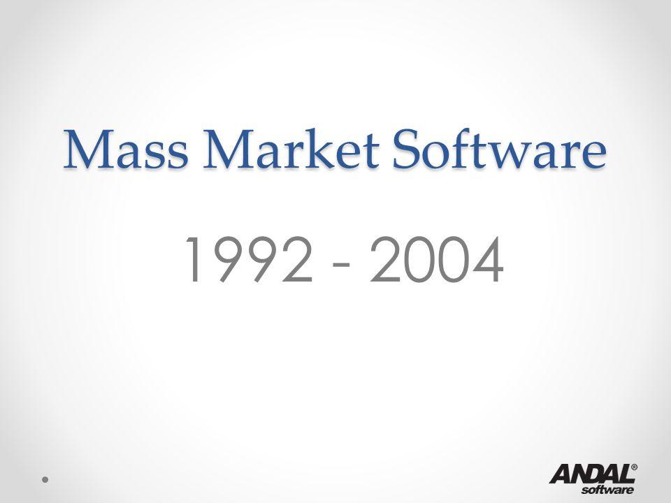 Produk Pertama Diluncurkan tahun 1992