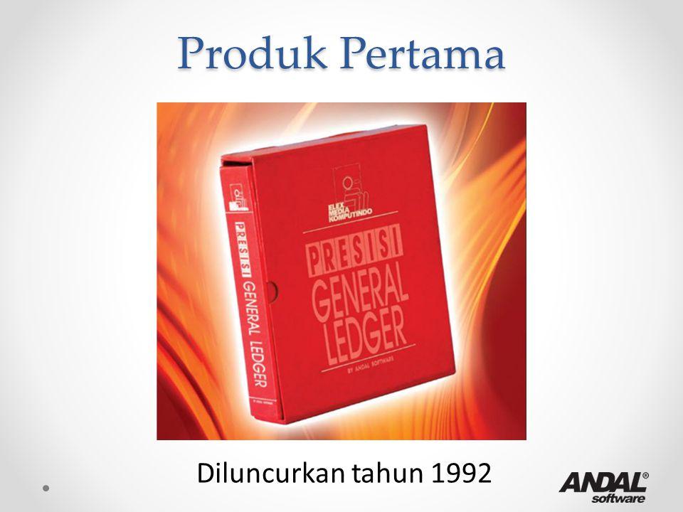 Product Mass Market Payroll dan PPh21 diluncurkan tahun 1999