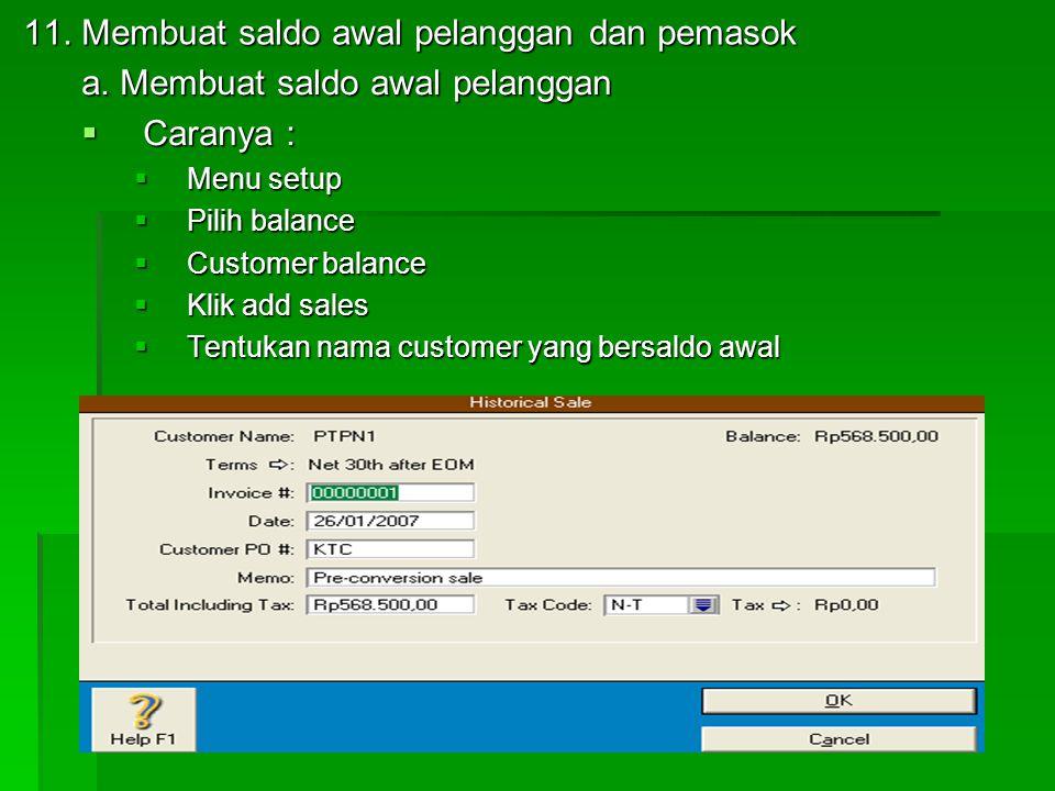 c. TAB EMPLOYEE  Klik icon new  Ketikkan nama-nama staf perusahaan