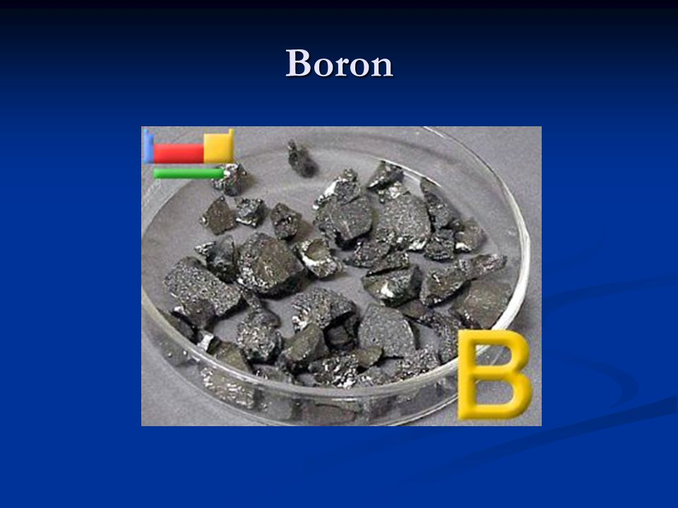 Struktur kristal Boron Rhombohedral