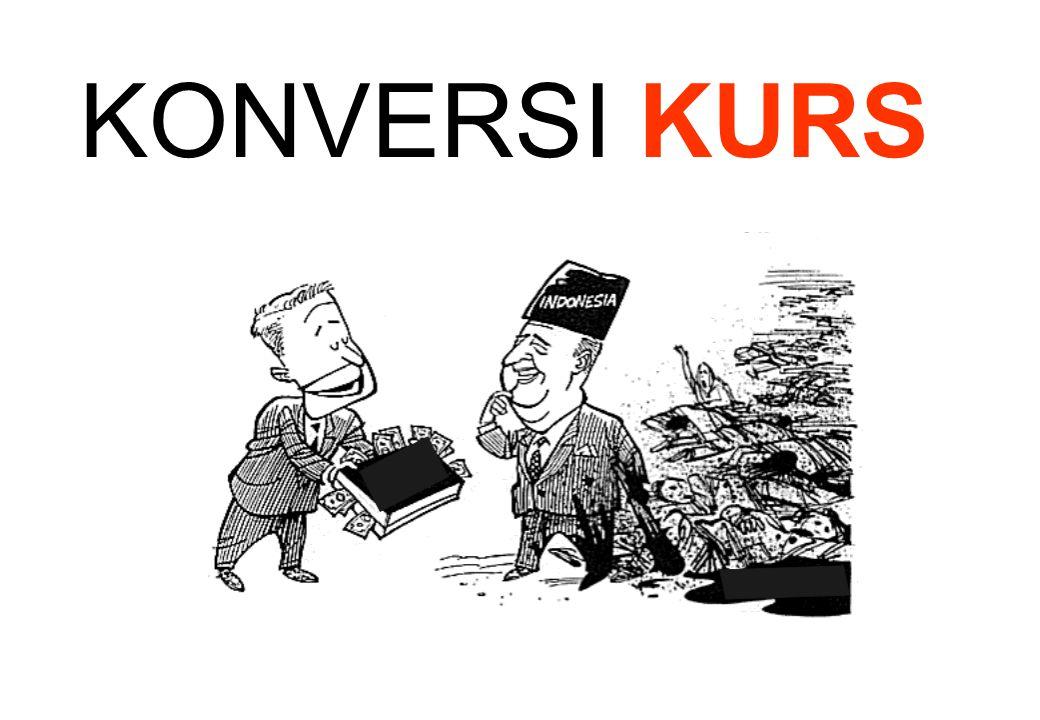 KONVERSI KURS