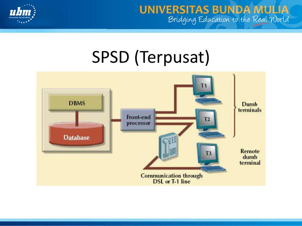 SPSD (Terpusat)