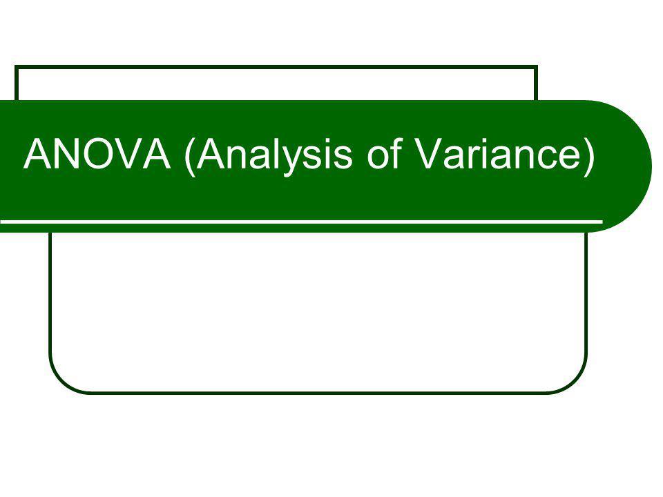 Contoh: Seorang pakar pasar modal berpendapat bahwa rata- rata pembelian saham per investor di bursa efek A, B, dan C sama.