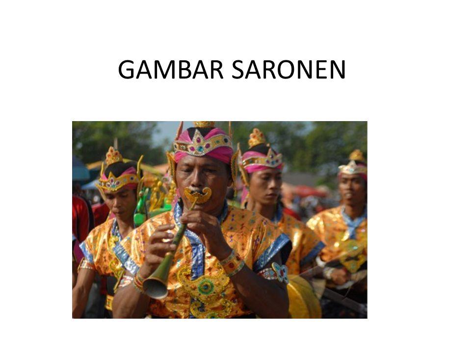 GAMBAR SARONEN