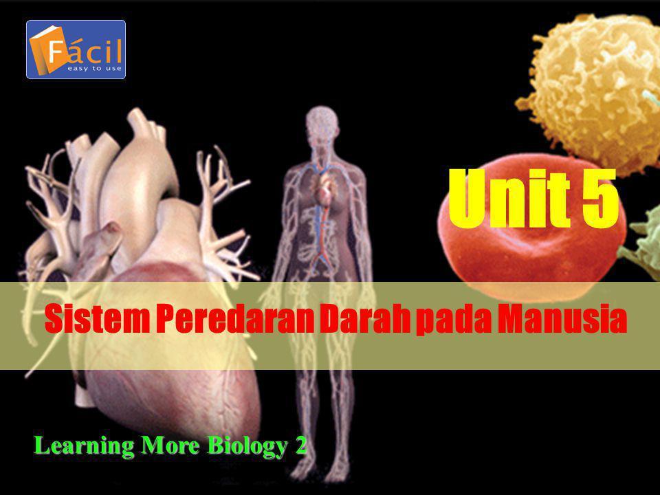 Sistem Peredaran Darah pada Manusia Unit 5 Learning More Biology 2