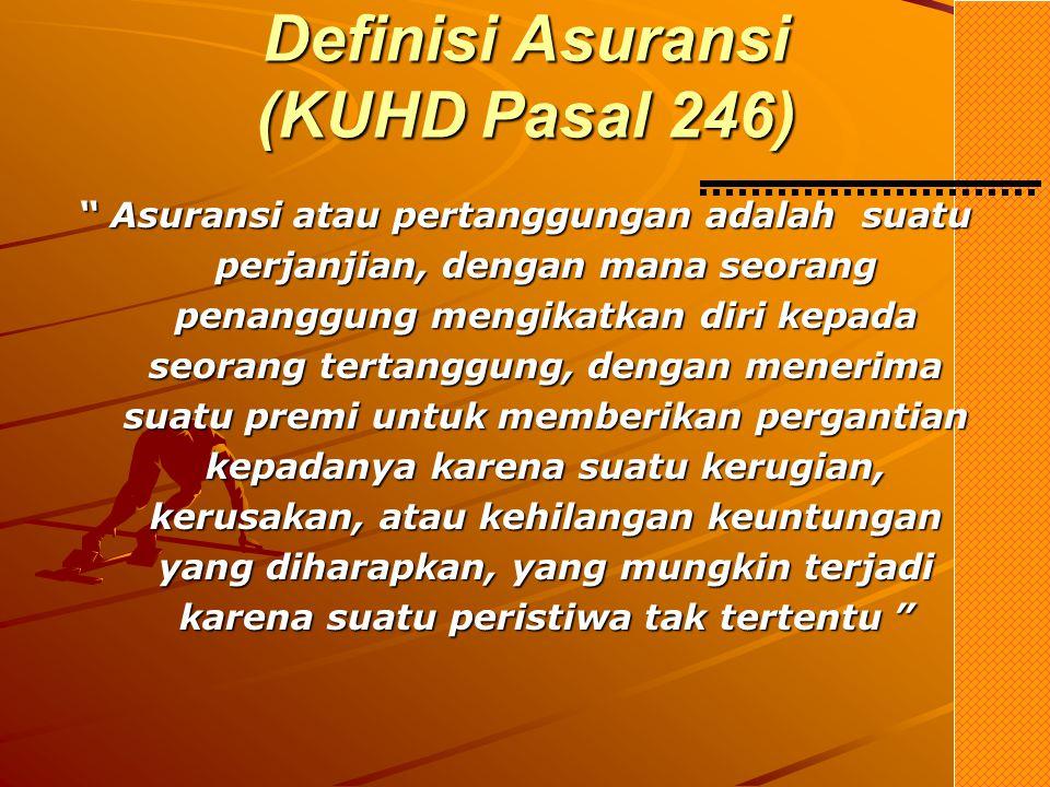 REASURANSI DI INDONESIA 2005 PT.MASKAPAI REASURANSI INDONESIA Graha Marein Jl.