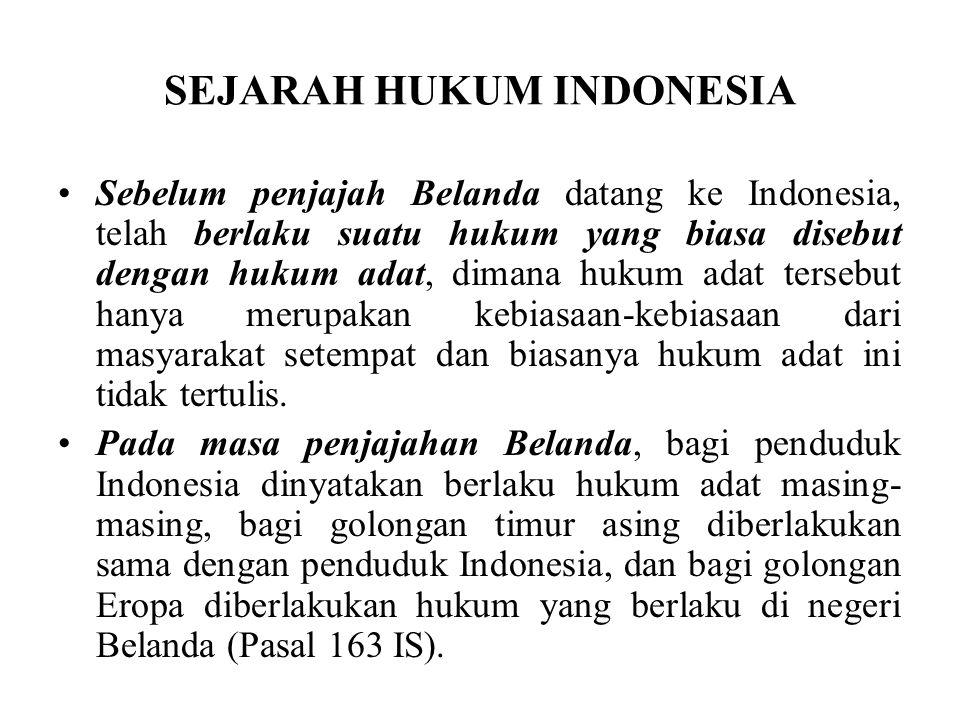 TUJUAN MEMPELAJARI HUKUM INDONESIA (Prof. Kusumadi Pudjosewojo) Ingin mengetahui, perbuatan atau tindakan manakah yang menurut hukum, dan yang manakah