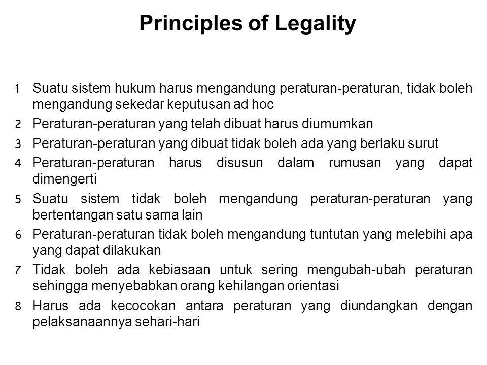 Sistem Hukum Peraturan-peraturan hukum yang ada di suatu negara terkait dengan sendi-sendi dalam kehidupan masyarakat. Peraturan hukum dalam masyaraka