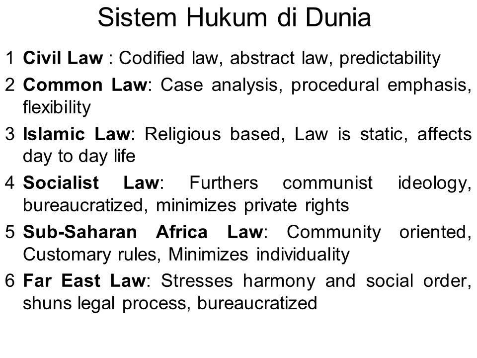 Principles of Legality 1 Suatu sistem hukum harus mengandung peraturan-peraturan, tidak boleh mengandung sekedar keputusan ad hoc 2 Peraturan-peratura