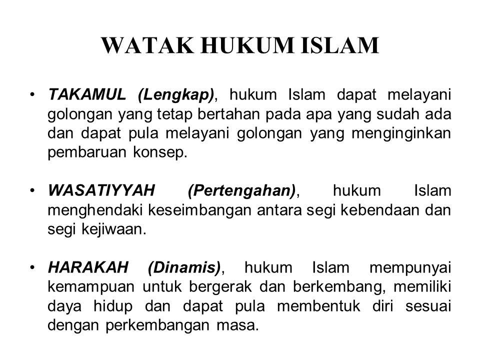  Nafy al-haraj (tidak menyulitkan) artinya bahwa semua beban hukum yang ditetapkan berada dalam batas-batas kemampuan manusia sebagai subyek hukum. 
