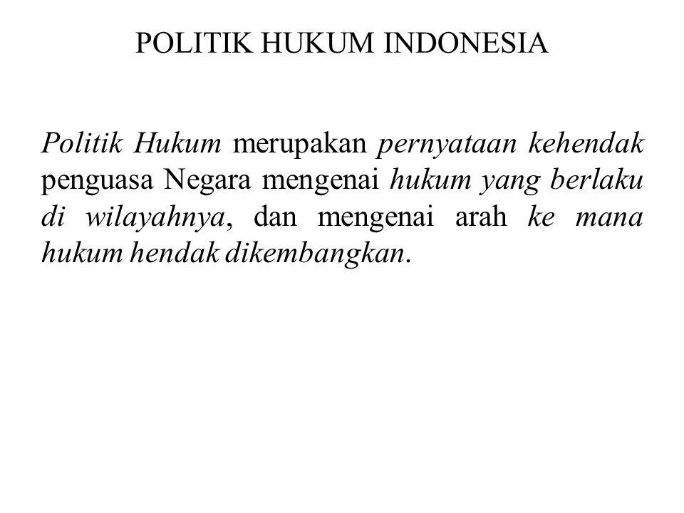 Peraturan Perundang-undangan yang Memperkokoh Kedudukan Hukum Islam di Indonesia 1.UU No. 1 Tahun 1974 Tentang Perkawinan 2.UU No. 7 Tahun 1989 Tentan