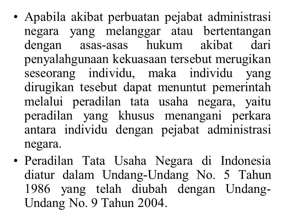 Bentuk Ketetapan Yang Dihasilkan Oleh Perbuatan Hukum Administrasi Negara:  Berbentuk ketetapan lisan  Berbentuk ketetapan tulisan