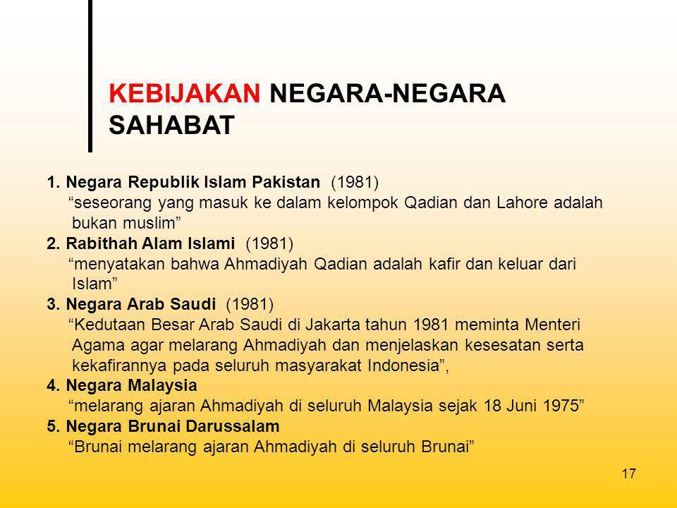 18 1.Kejaksaan Negeri Subang (tahun 1978) 2.Kejaksaan Negeri Lombok Timur (tahun 1983) 3.Kejaksaan Negeri Sidenreng Rapang (tahun 1986) 4.Kejaksaan Negeri Kerinci (tahun 1989) 5.Kejaksaan Negeri Tarakan (tahun 1989) 6.Kejaksaan Tinggi Sumatera Utara (tahun 1994) 7.Panglima Kodam IX/Udayana KaOps.
