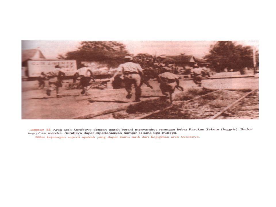 Tujuan Serangan Umum 1 Maret 1949 a. Ke dalam 1) Mendukung perjuangan yang dilakukan secara diplomasi. 2) Meninggikan moral rakyat dan TNI yang sedang