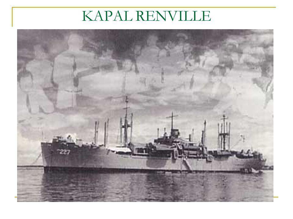 Perjanjian Renville di tanda tangani tanggal 17 Januari 1948 Isi perjanjian Renville : Diadakan persetujuan gencatan senjata. TNI ditarik dari kantong