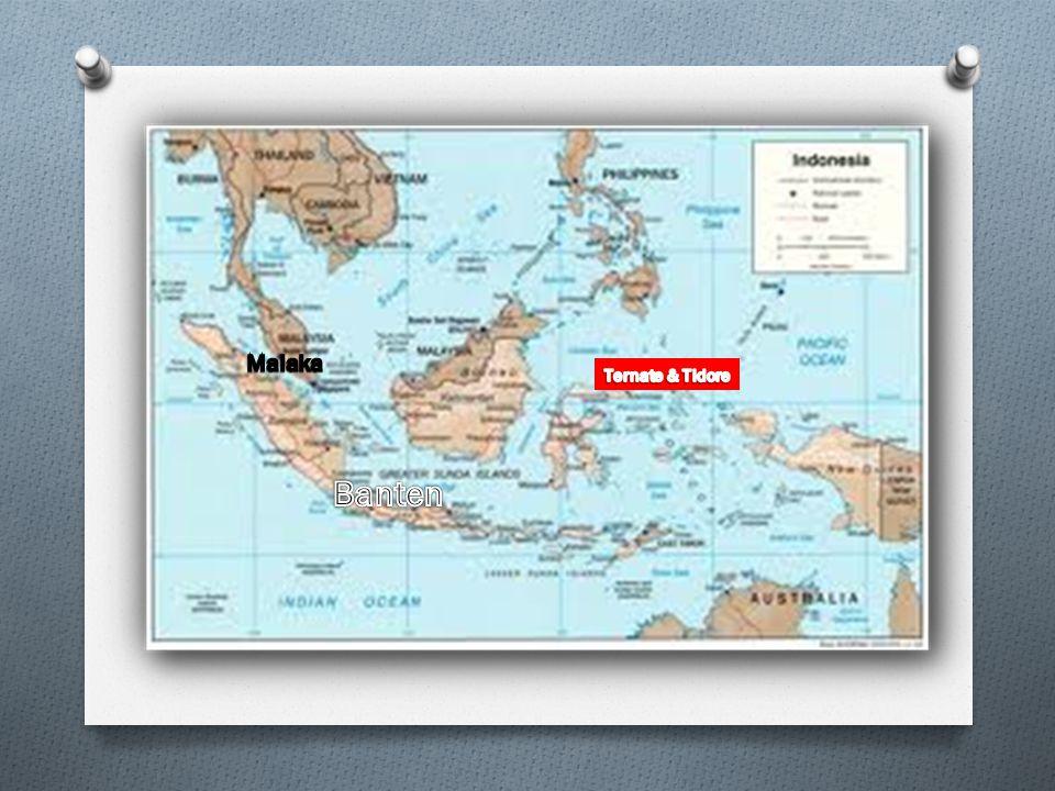 Peran Indonesia dalam Perdagangan dan Pelayaran O Pada tahun 1521, telah terbuka jalan laut yang menghubungkan Indonesia (Maluku) dengan Eropa Barat.