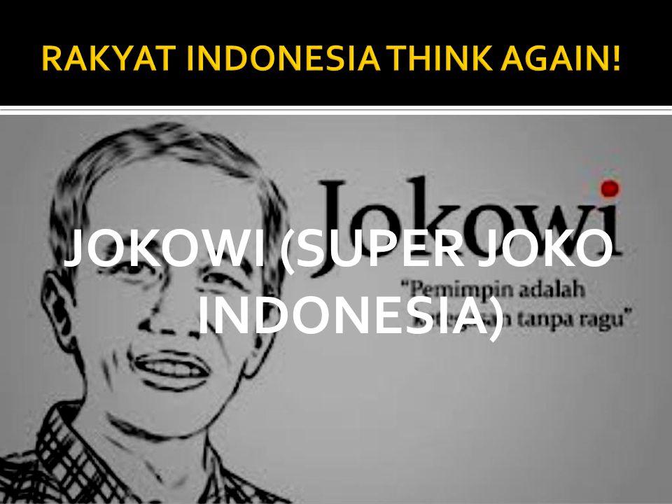 JOKOWI (SUPER JOKO INDONESIA)
