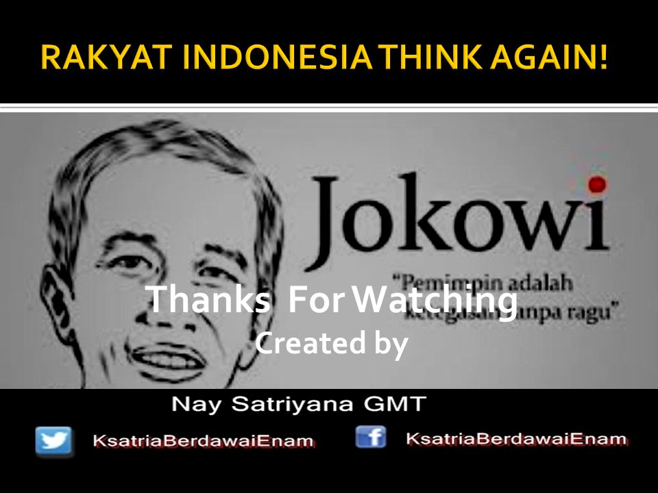 Thanks For Watching Created by
