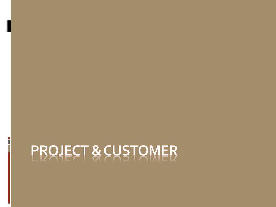 Project & Customer Kepercayaan anda adalah anugrah terbesar kami.