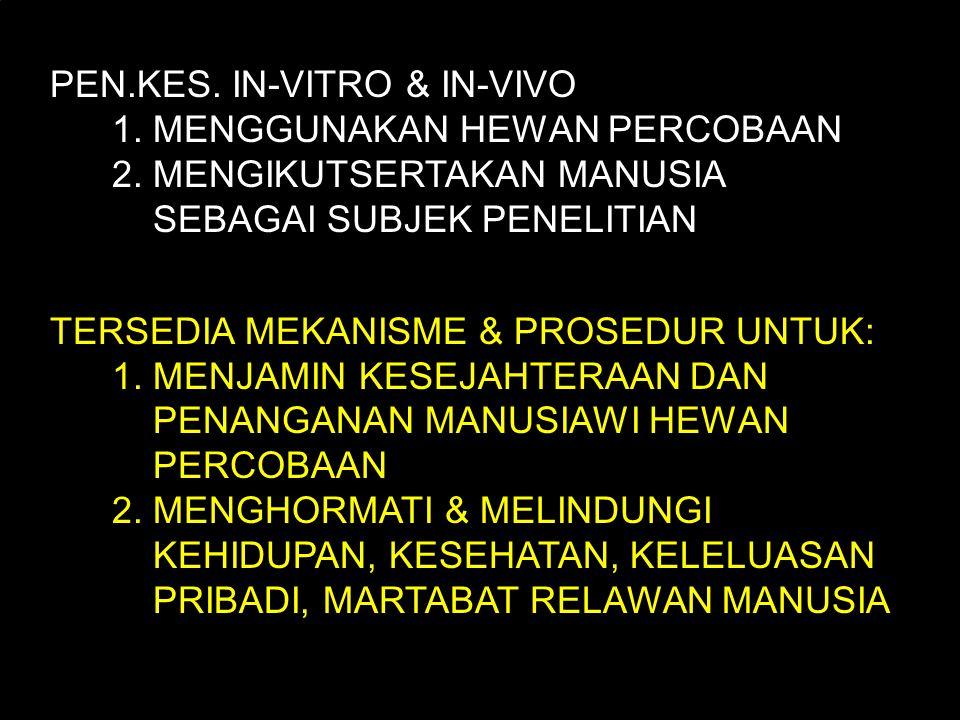 A.A.LOEDIN KNEPK34 BUTIR PEDOMAN 3 PENELITIAN DENGAN SPONSOR EKSTERNAL EKSTERNAL: DILAKSANAKAN DI INDONESIA DISPONSOR / DIBIAYAI / DILAKSANAKAN OLEH ORGANISASI LUAR NGERI / DALAM NEGERI / INDUSTRI PERSETUJUAN ETIK DARI NEGARA / ORGANISASI ASALNYA UNTUK KEPK INDONESIA PEMBENARAN MELAKSANAKANNYA DI iNDONESIA DINKES / KEPK MENJAMIN BAHWA PENELITIAN SESUAI KEBUTUHAN & PRIORITAS INDOINESIA