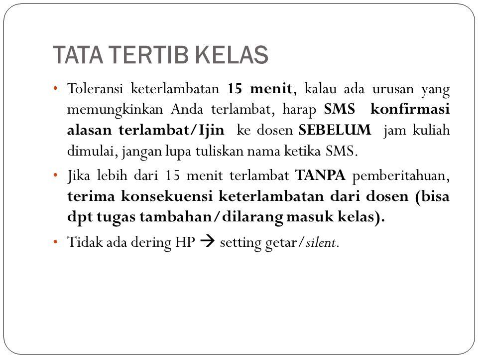 BIDANG-BIDANG YANG MEMPENGARUHI IMK (4) 5.